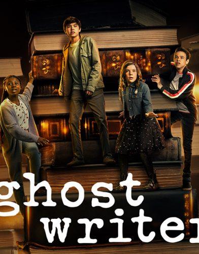 Ghostwriter tv series poster