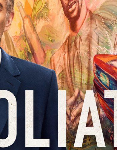 Goliath tv series poster
