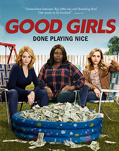 Good Girls Season 1 Poster