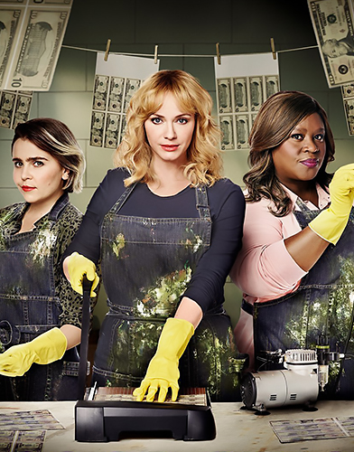 Good Girls Season 3 poster