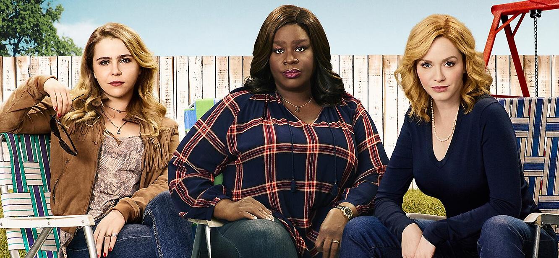 Good Girls Season 1 tv series Poster
