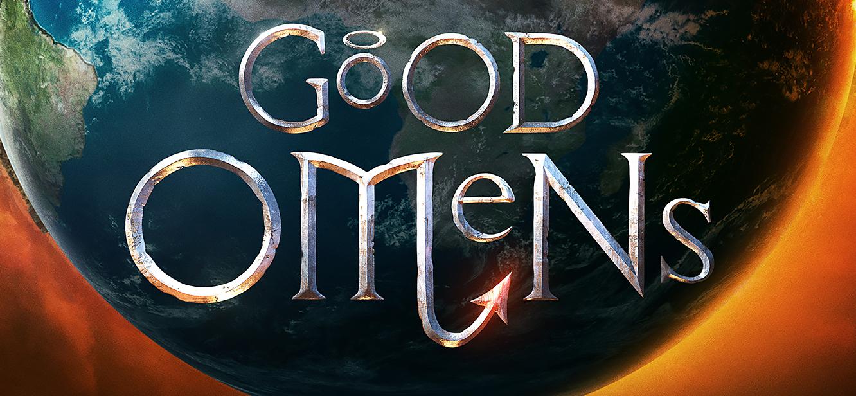 Good Omens Season 1 tv series Poster