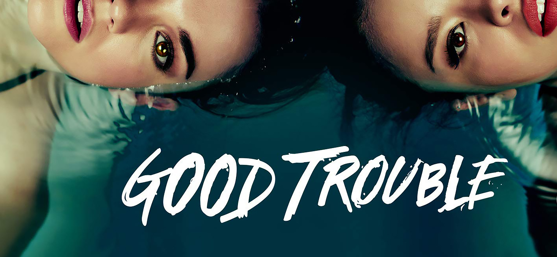 Good Trouble Season 2 tv series Poster