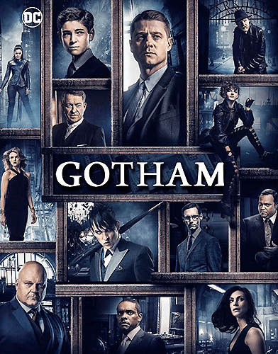 Gotham Season 1 poster