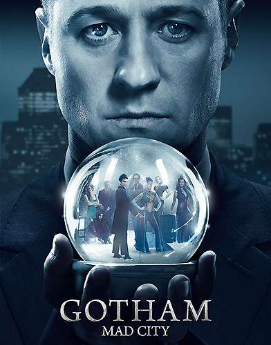 Gotham Season 3 poster
