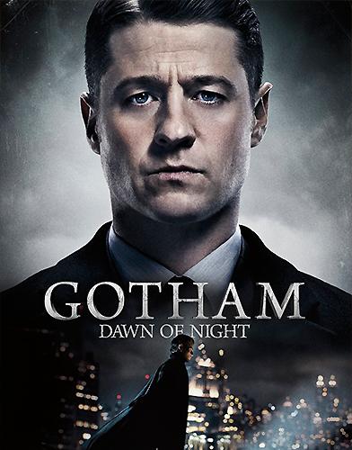 Gotham season 4 Poster