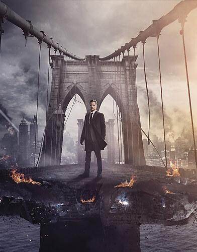 Gotham season 5 final poster