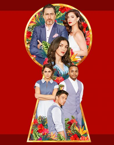 Grand Hotel tv series poster