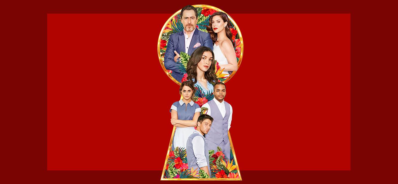Grand Hotel Season 1 tv series Poster