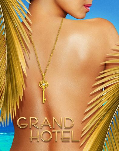 Grand Hotel Season 1 poster