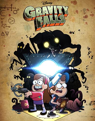Gravity Falls  Season 2 poster