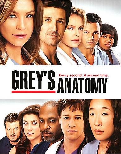 Grey's Anatomy season 1 Poster