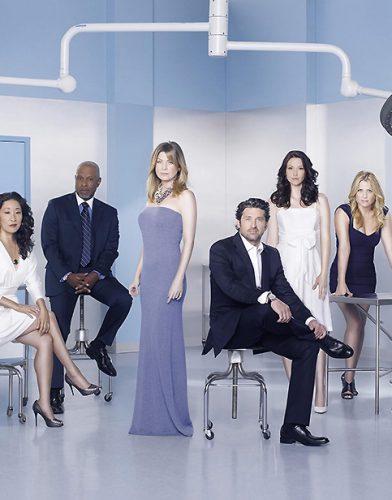 Grey's Anatomy tv series poster