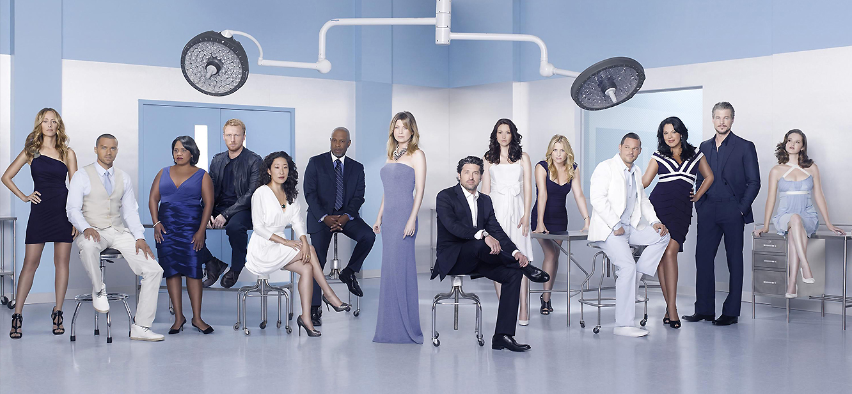 Grey's Anatomy  Season 1 tv series Poster