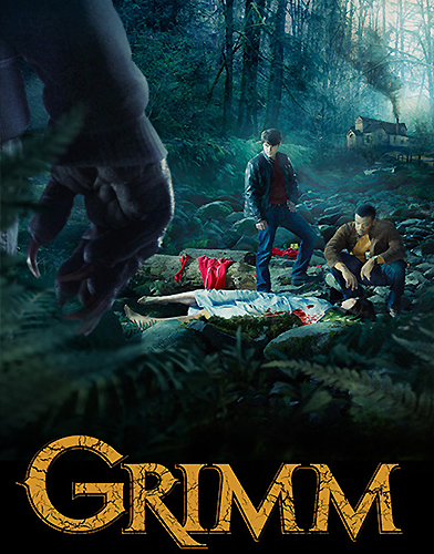 Grimm season 1 Poster