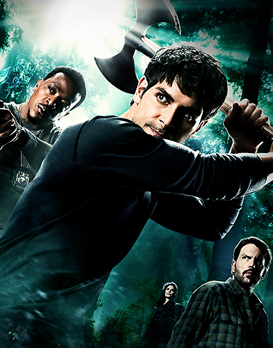 Grimm season 2 Poster