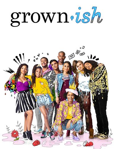 Grown-ish Season 3 poster