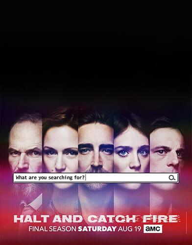 Halt and Catch Fire season 4 poster