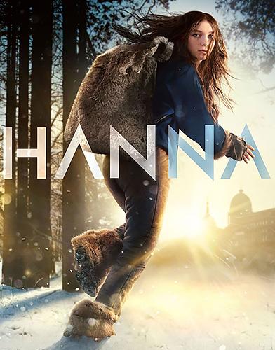 Hanna Season 1 poster