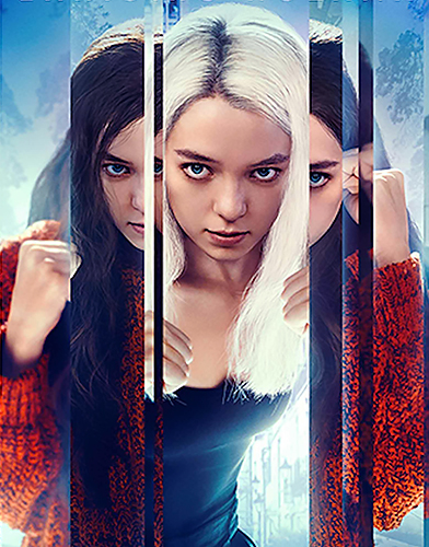 Hanna season 2 poster