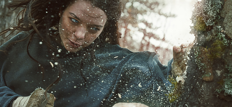 Hanna Season 1 tv series Poster