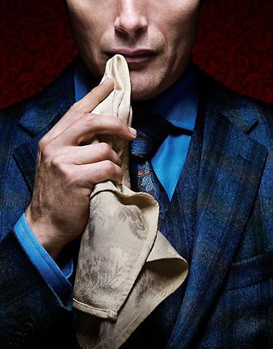 Hannibal Season 1 poster