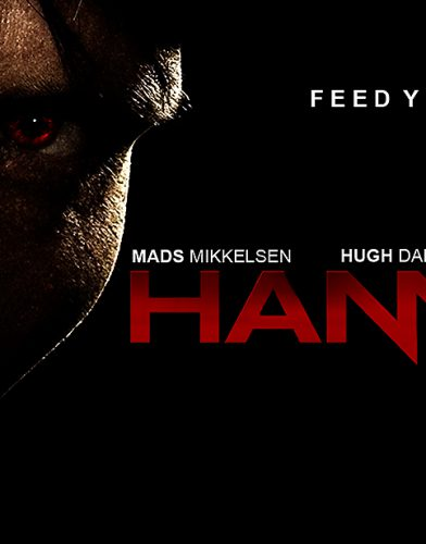 Hannibal tv series Poster