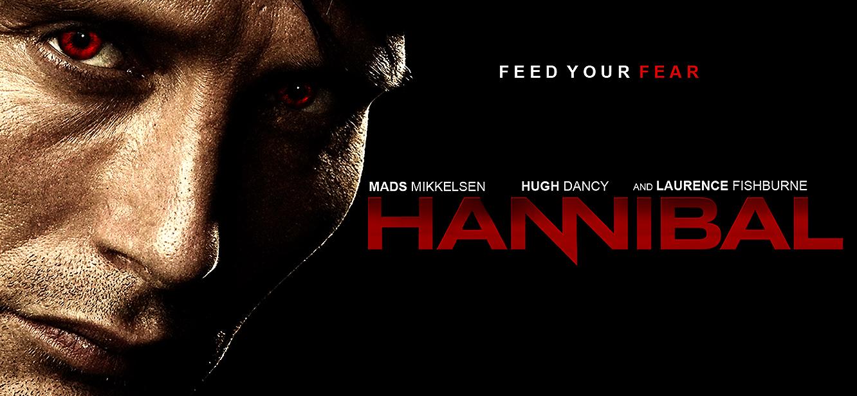Hannibal Season 1 tv series Poster