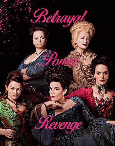 Harlots Season 3 poster