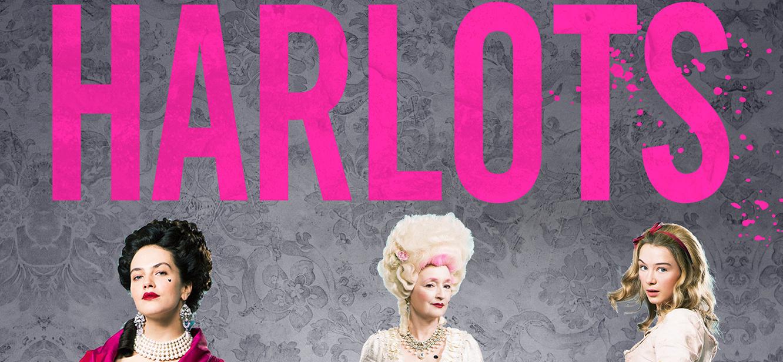 Harlots Season 3 tv series Poster