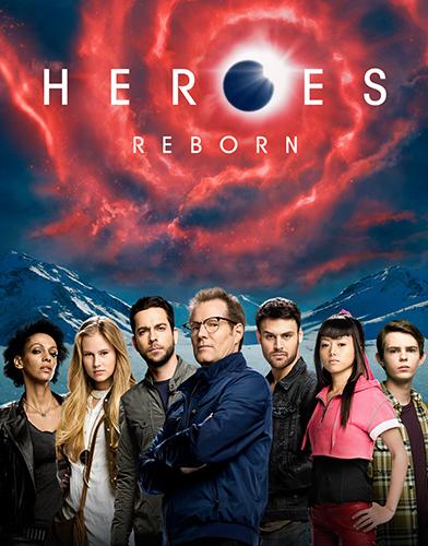 Heroes Reborn Season 1 poster
