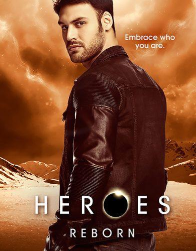 Heroes Reborn tv series poster