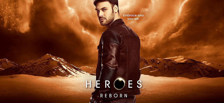 Heroes Reborn Season 1 tv series Poster