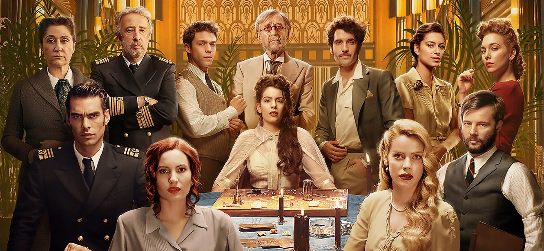 High Seas (Alta mar) Season 2 tv series Poster