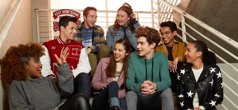High School Musical: The Musical – The Series Season 1 tv series Poster