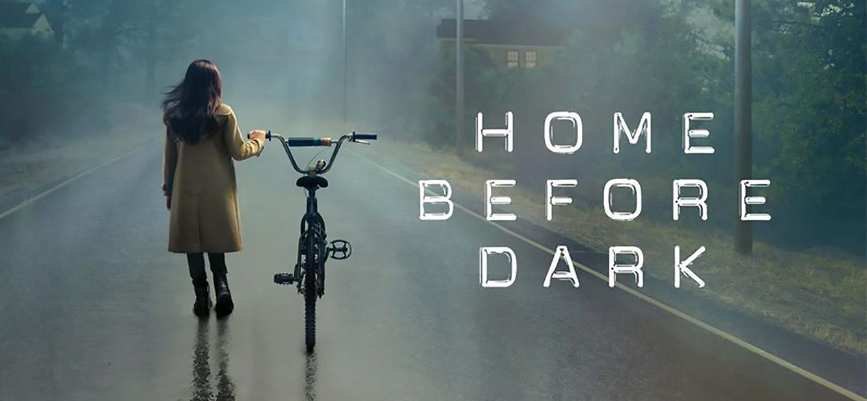 Home Before Dark Season 1 tv series Poster
