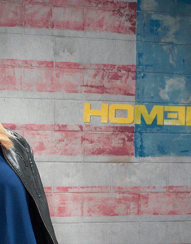 Homeland tv series Poster