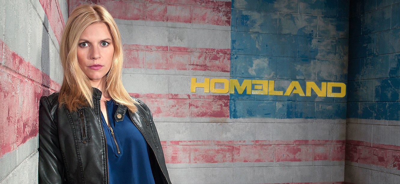 Homeland  Season 1 tv series Poster