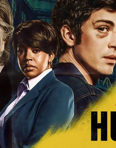 Hunters tv series poster