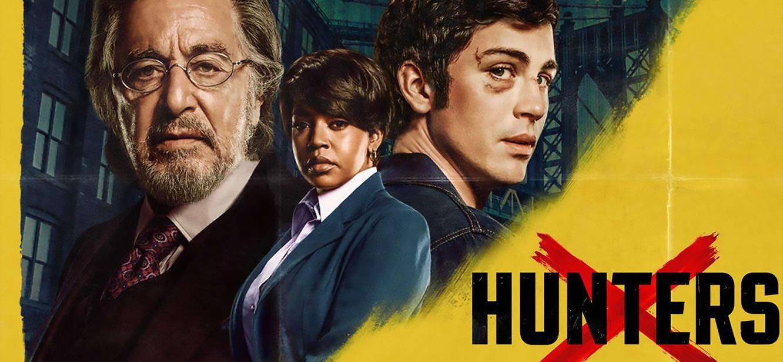 Hunters Season 1 tv series Poster