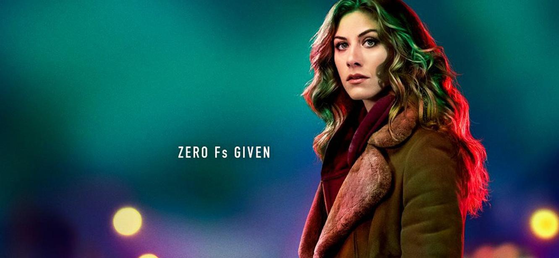 In the Dark Season 1 tv series Poster