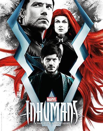 Inhumans Season 1 Poster
