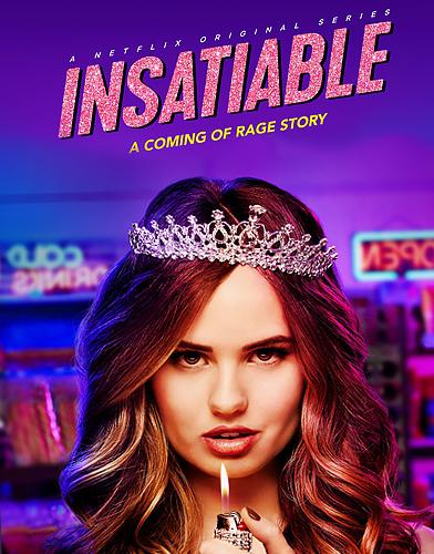 Insatiable Season 1 Poster