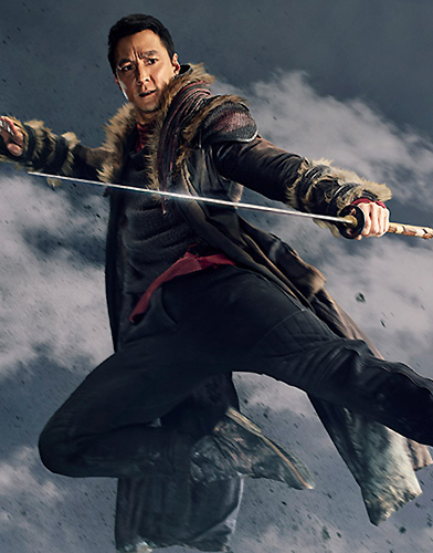 Into the Badlands Season 3 poster