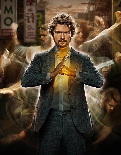 Iron Fist season 1 Poster