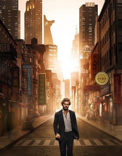 Iron Fist tv series Poster