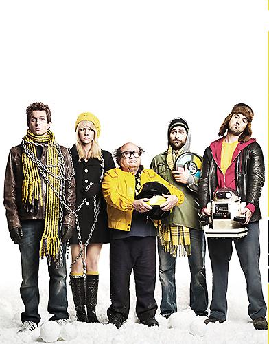 It's Always Sunny in Philadelphia Season 1 poster