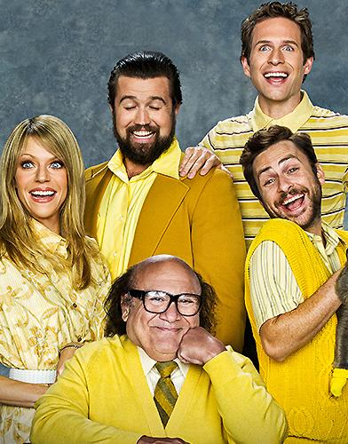 It's Always Sunny in Philadelphia Season 2 poster