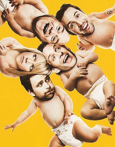 It's Always Sunny in Philadelphia season 5 Poster