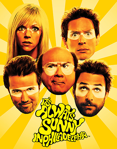 It's Always Sunny in Philadelphia season 6 Poster